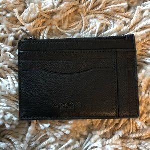 {Coach} Multi Card Case Men's Wallet